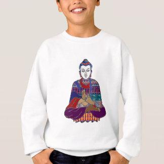 BUDDHA-Buddhismus-nette Liebe-Licht-Hingabe NVN634 Sweatshirt