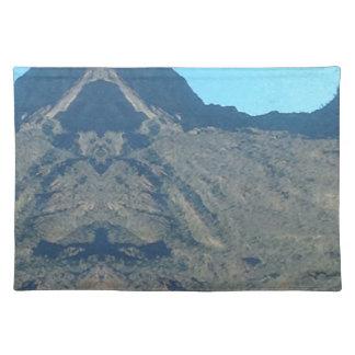 Buddha des Berges Tischset