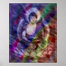 Buddha-Energie 3 Plakatdrucke