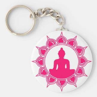 Buddha-Entwürfe durch Liebby Industrien Schlüsselanhänger