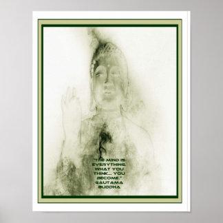 Buddha Gautama inspirierend 11 x Druck 14 Poster