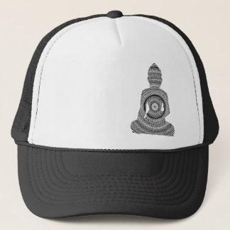 Buddha GraphiZen Retrokappe