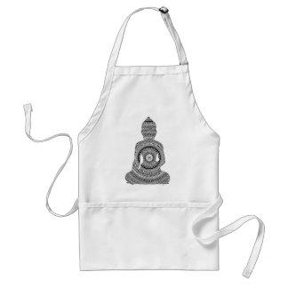 Buddha GraphiZen Schürze