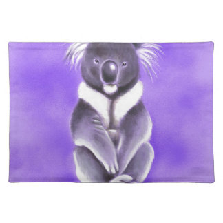Buddha-Koala Tischset