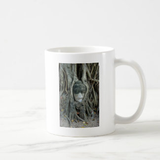 Buddha-Kopf Kaffeetasse