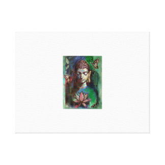 Buddha-Malerei Leinwanddruck