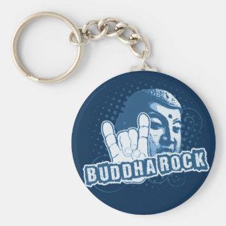 BUDDHA-Rock u. -rolle! Schlüsselanhänger
