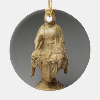 Buddha - Tang-Dynastie (618-907) Keramik Ornament