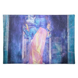 Buddhaverse Stofftischset