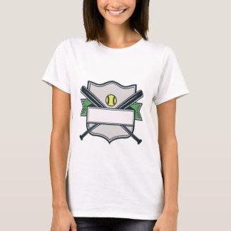 Budget-Softball-Team-Jersey-Schablone T-Shirt