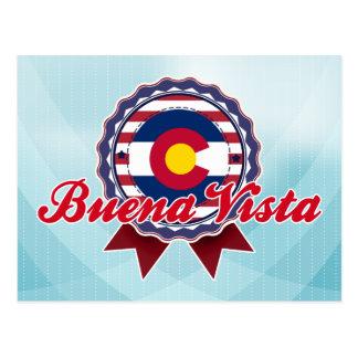 Buena Vista, Co Postkarte