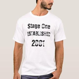 Bühne man stellte 2001 her T-Shirt