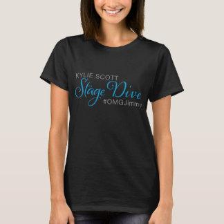 Bühne-Tauchen-Jimmy-T - Shirt