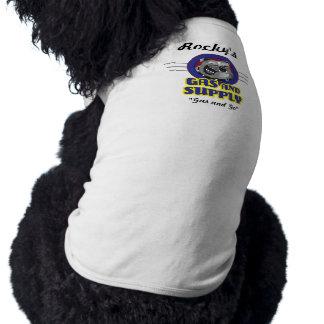 Bulldoggen-Gas und Versorgung T-Shirt