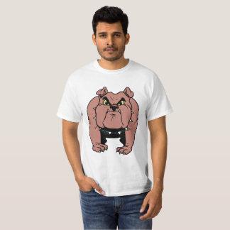 Bulldoggen-T - Shirt mit Muskeln