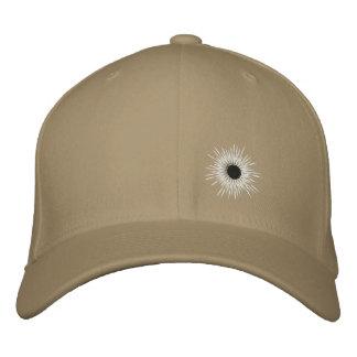 bullethole bestickte kappe