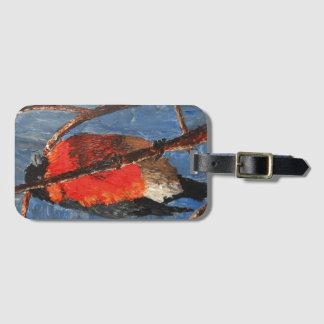 Bullfinch-Gepäckanhänger Kofferanhänger