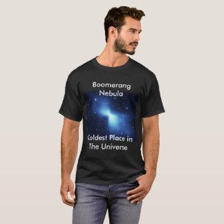 Bumerang-Nebelfleck T-Shirt
