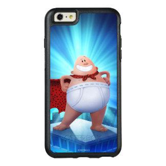 Bund-Krieger Kapitän-Underpants | auf Dach OtterBox iPhone 6/6s Plus Hülle