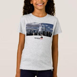 BunnyLuv Emma in New York scherzt Shirt