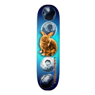 BunnyLuv Skateboard, das Carter kennzeichnet Skateboard