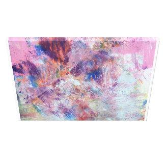 Bunte abstrakte Malerei Leinwanddruck