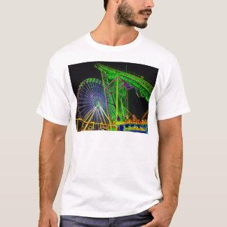 Bunte Fahrten T-Shirt