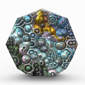 Bunte Gruppen 3D Acryl Auszeichnung