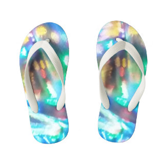 Bunte Schuhe Kinderbadesandalen