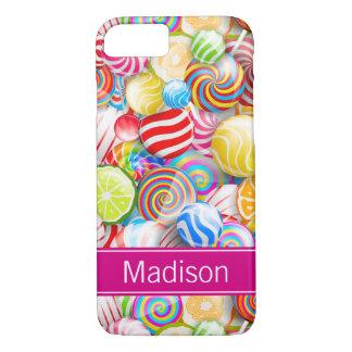 Bunte Süßigkeits-modernes Case-Mate iPhone 8/7