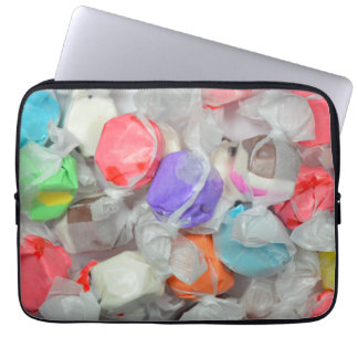 Bunte Taffysüßigkeits-Laptophülse Laptopschutzhülle
