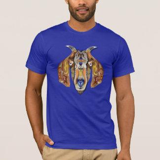 Bunte Ziege T-Shirt