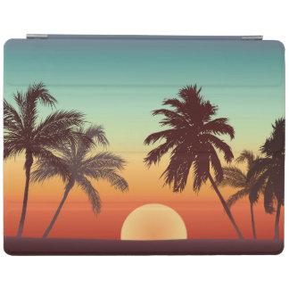 Bunter Florida-Sonnenuntergang iPad Smart Cover