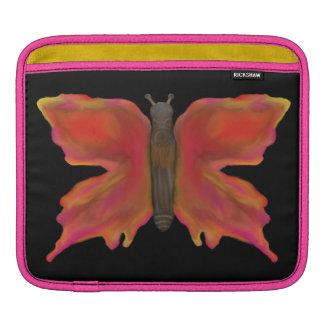 Bunter hübscher Schmetterling iPad Sleeve