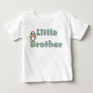 Bunter kleiner Bruder-und Eulen-T - Shirt