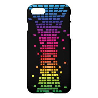 bunter Pixel iPhone 7 Kasten iPhone 8/7 Hülle