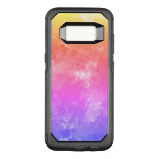 Bunter Schwamm-Druck Samsung umkleiden OtterBox Commuter Samsung Galaxy S8 Hülle