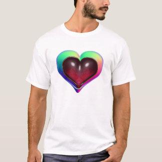 Bunter Valentinsgruß T-Shirt