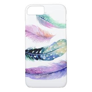 Buntes Aquarell versieht iPhone 7 Kasten mit iPhone 8/7 Hülle
