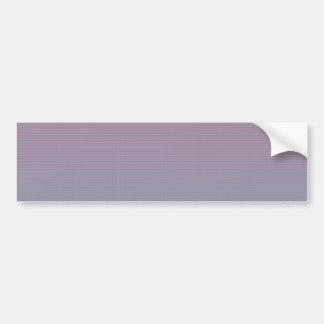 Buntes Beschaffenheits-Schatten-Muster DIY Autoaufkleber