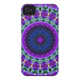 Buntes Lila iPhone 4 Cover