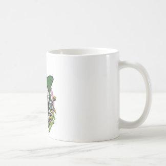 Buntes LuckyClown Kaffeetasse