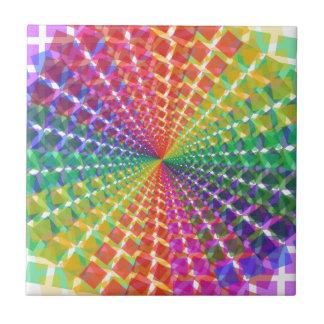 Buntes Mosaik Keramikfliese