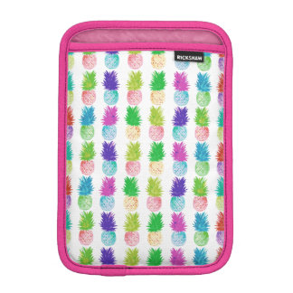 Buntes Popkunstmalerei-Ananasmuster Sleeve Für iPad Mini