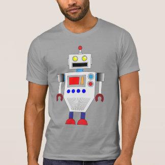 BUNTES ROBOTER-SPIELZEUG T-Shirt