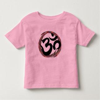 Buntes Zen-Ohm Kleinkind T-shirt