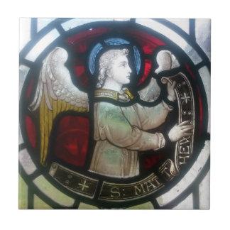 Buntglas St Matthew Keramikfliese