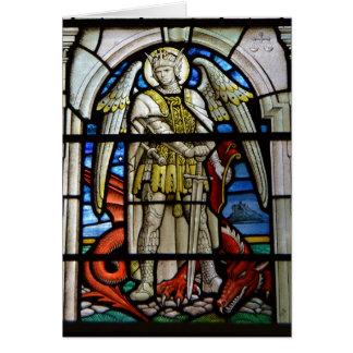 Buntglas St Michael Helston Cornwall England Karte