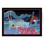 Buon Natale - frohe Weihnachten Karten