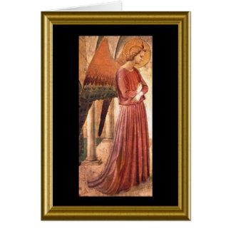 Buon natale - Hagel Mary auf italienisch Karte